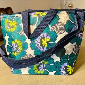 BNWT Thirty-one floral lunch bag....